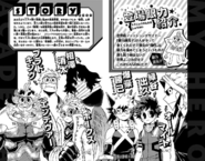 Volume 21 Character Page