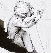 Chapter 292 Illustration by Yoco Akiyama