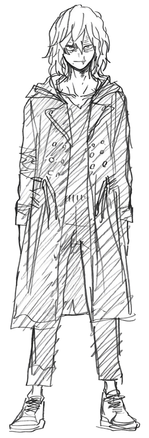 Tomura Shigaraki My Hero Academia Wiki Fandom