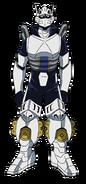 Tenya Ida Anime Hero Costume