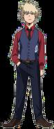 Katsuki Bakugo movie profile