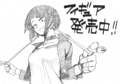 Kyoka Jiro Thank You Horikoshi sketch
