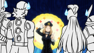 Camie's bubbly personality