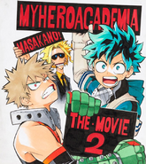 Movie 2 Announcement Illustration