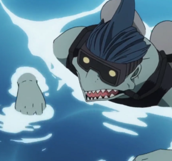 Sharkyonara (A)