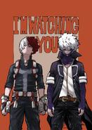 I'm Watching You (Artwork)