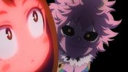Mina embarrasses Ochaco