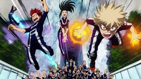 『僕のヒーローアカデミア』TVアニメ第2期PV第1弾