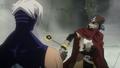 Toru Hagakure gets angry at Snipe