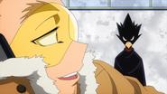 Fumikage and Hawks