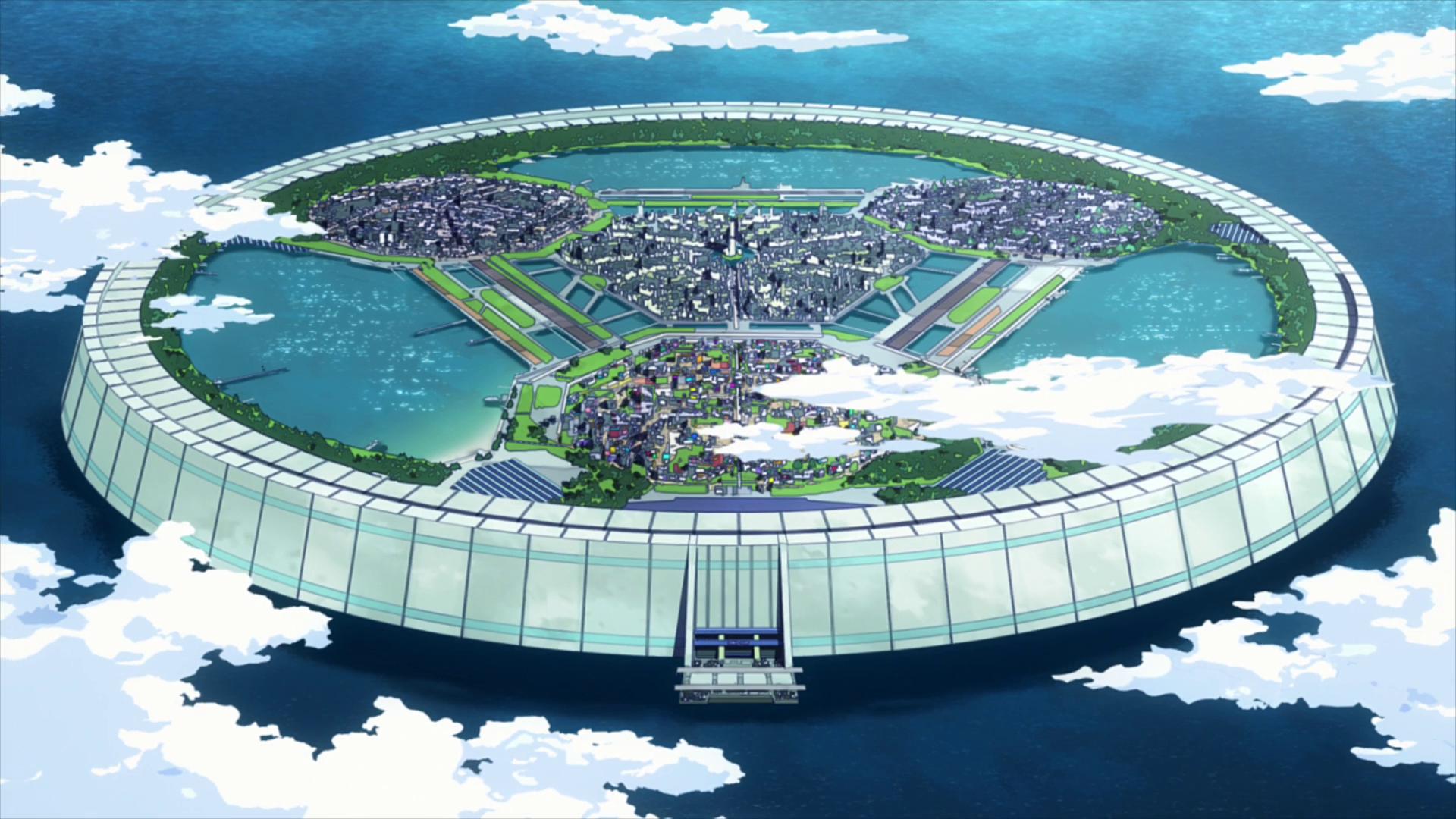 I-Island