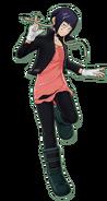El diseño de Kyoka en My Hero One's Justice