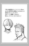 Shoto and Endeavor Volume 29