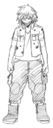 Juzo Honenuki Civilian