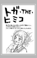 Volume 8 Himiko Toga