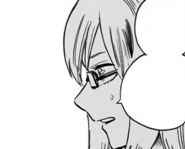 Fuyumi states that Endeavor is horrible at giving up