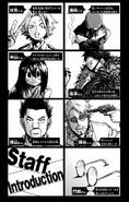 Volume 13 Horikoshi's Assistants