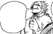 Jurota traje de Héroe (manga)