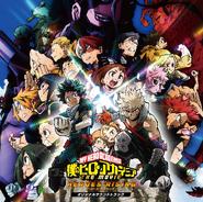 My Hero Academia Heroes Rising Original Soundtrack