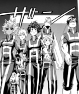 U.A. Sports Festival Arc Manga