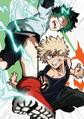 Volume 3.8 Anime Cover