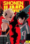 Weekly Shonen Jump - Vol. 180 Cover