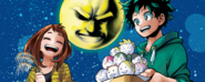 Shonen Jump Issue 42 Artwork
