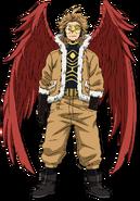 Keigo Takami Hero Costume (Anime)
