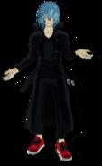 Tomura Shigaraki One's Justice 2 Design