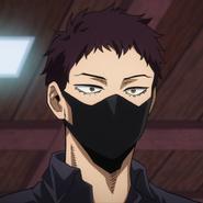 Kai Chisaki antes de convertirse en villano