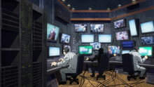 Tomoyasu is editing the footage of the battle.png