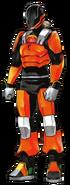 Juzo Honenuki Hero Costume