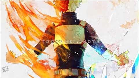 My Hero Academia Musique - Kimi no Chikara