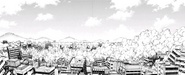 Deika City destroyed