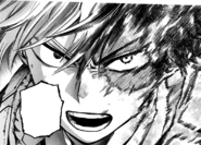 Shoto demands Ending return his brother