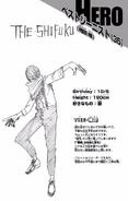Volume 6 Tsunagu Hakamada Profile