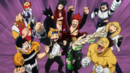 Class 1-A wins the Joint Training Battle (Anime)