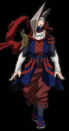 Costume de Héros (A)