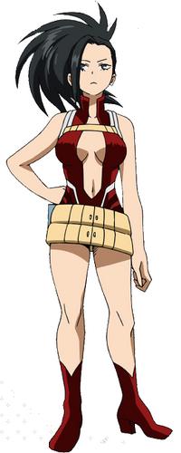 Momo Yayorozu Full Body Hero Costume.png