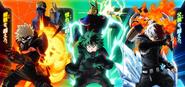 WHM Origin Trio and Heroes Visual