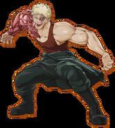 Mhaoj renders muscular by fuahmugen dch3z5v-pre