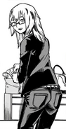 Fuyumi's current appearance in the manga
