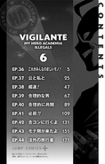 Volume 6 (Vigilantes) Table of Contents