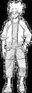 Oboro Shirakumo Casual