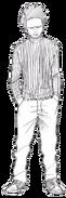 Ken Takagi Civilian Profile