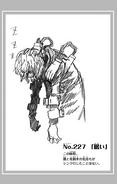 Volume 24 Tomura Sleeping Sketch