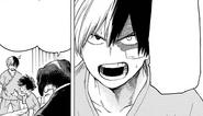 Shoto's anger at Tsuragamae