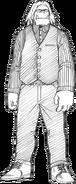 Jurota Shishida Civilian