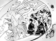Katsuki, Shoto, and Inasa defend themselves