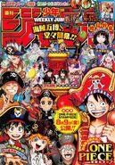 Weekly Shounen Jump Issue 36-37